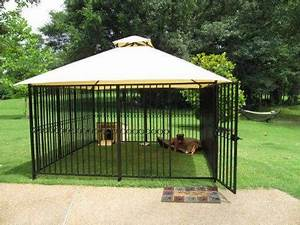 real estate prices on the rise again just ask the dogs With dog castle kennel