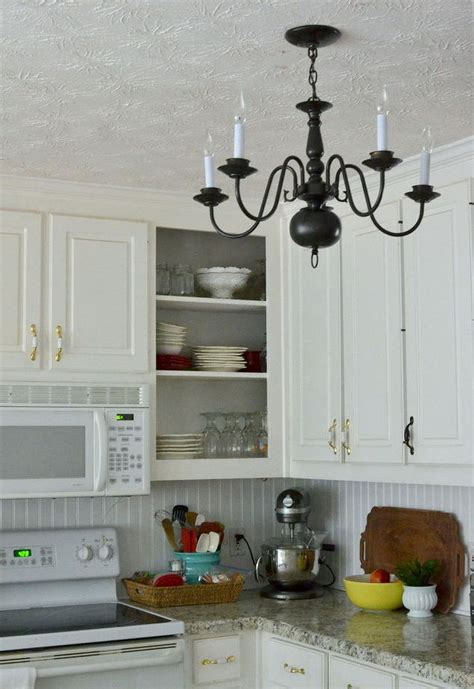 a new farmhouse style kitchen light fixture for 4 00