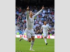 Cristiano Ronaldo thrilled the Bernabeu with five goals