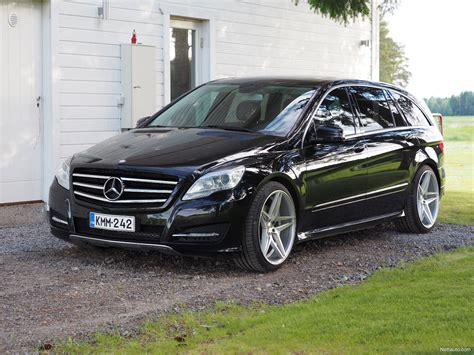 Mercedes-benz R 350 Bluetec L 4matic 7-p. 10.5x22