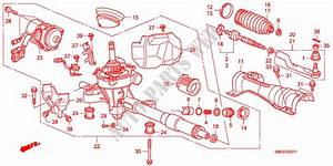 P S  Gear Box Eps  Rh  For Honda Cars Civic 1 8 Ex 5 Doors