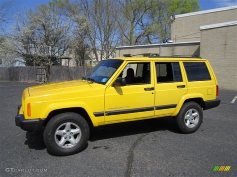 yellow jeep grand cherokee 2000 jeep sport engine 2000 free engine image for user