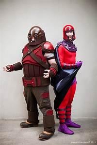 Juggernaut & Magneto cosplay. Marvel. | cosplay | Pinterest
