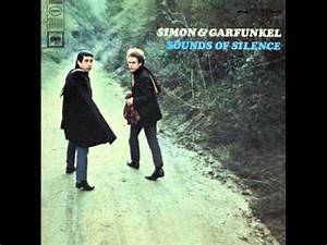 Simon and Garfunkel - The Sound of Silence (1966) - YouTube