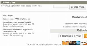 Home Depot Code Generator - Home Decor 2018