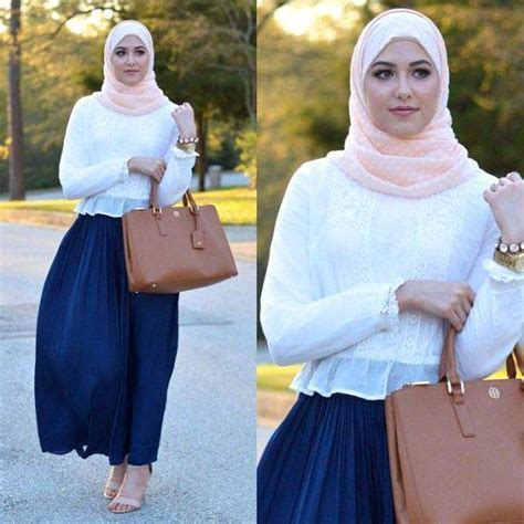 Muslimah Fashion Hijab Style Inspiration Skirts