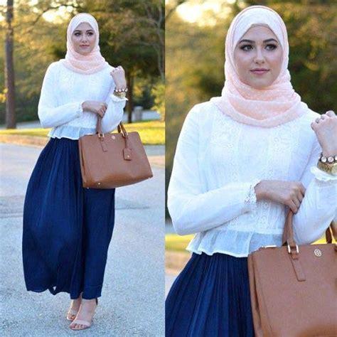 idees de tenues hijab originales pour briller en ete
