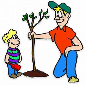 Planting Trees - ClipArt Best