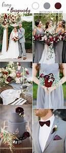 Top, 6, Grey, Wedding, Color, Palette, Ideas