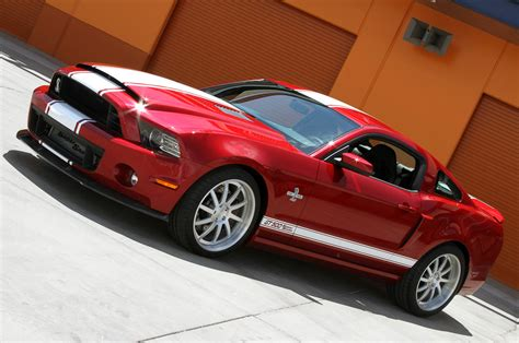 Shelby Releases New Details, Photos For The 2013 Gt500
