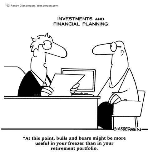 financial cartoons randy glasbergen glasbergen cartoon