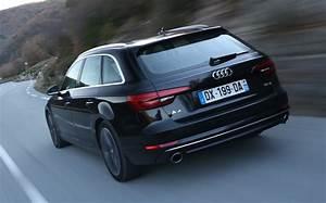 Dimension Audi A4 Avant : essai audi a4 avant 2 0 tfsi 190 ultra s tronic 2016 l 39 automobile magazine ~ Medecine-chirurgie-esthetiques.com Avis de Voitures