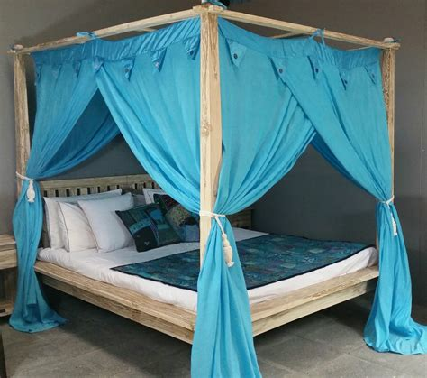 diy canapé diy canopies for beds this canopy frame is made
