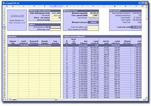 Calcul Crédit Auto : calcul emprunt immobilier excel calc open office ~ Medecine-chirurgie-esthetiques.com Avis de Voitures
