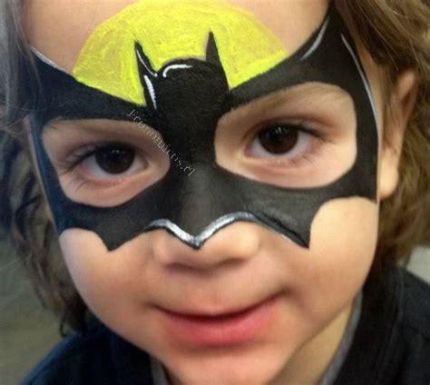 Batman schmink