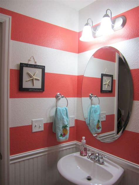 Coral Color Bathroom Decor by 20 Gorgeous Coral Bathroom Decorathing For Amazing