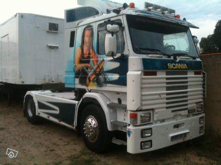 camion decore a vendre scania a vendre regroupement de photo de vehicule a quatre