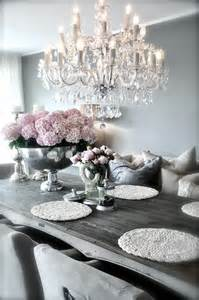 Rustic Glam Dining Room Decor