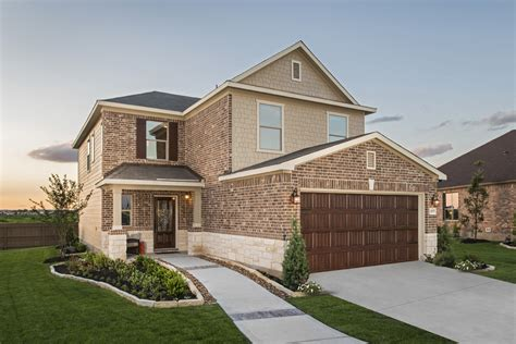 New Homes For Sale In New Braunfels, Tx  West Village
