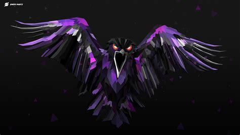 1920x1080 Bird Polygon Digital Art Laptop Full HD 1080P HD