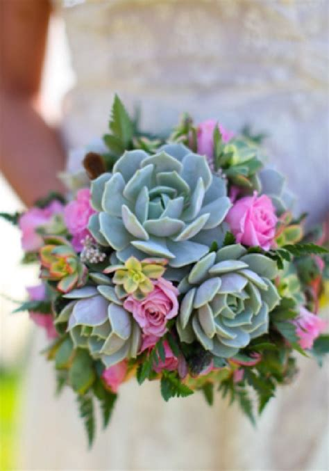 woodland themed wedding wedding flowers succulent