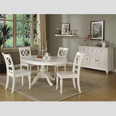 53 Round Kitchen Tables And Chairs Sets, Round Kitchen