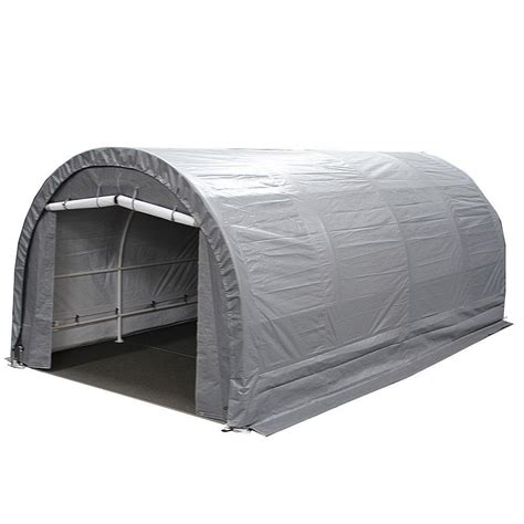 king canopy  ft    ft  dome storage garage   home depot