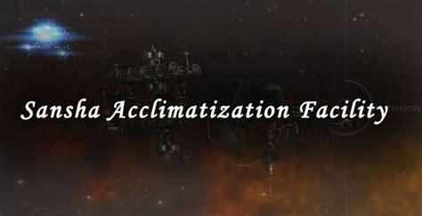 Sansha Acclimatization Facility