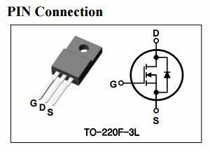 Homemade Diy Howto Make  Auk C1603 Smk0825 N Channel Mosfet