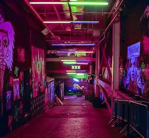 fluorescent neon Tumblr