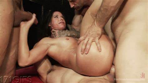 Beauty Amazing Ashley In Double Pussy Dap