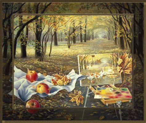 bonne soir 233 e d automne avec ce gif bienvenue chez minouchapassion