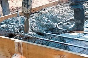 Kosten Beton Selber Mischen : beton mischen f r fundamente im au enbereich ~ Lizthompson.info Haus und Dekorationen