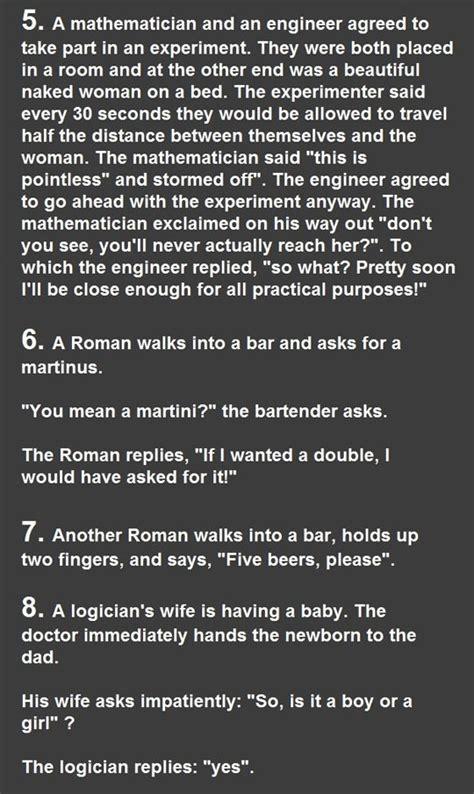 jokes   intellectuals  understand