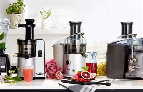 juicer types machine juicers kitchen everything know macy appliances category