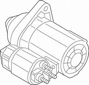 Ford Tempo Starter Motor