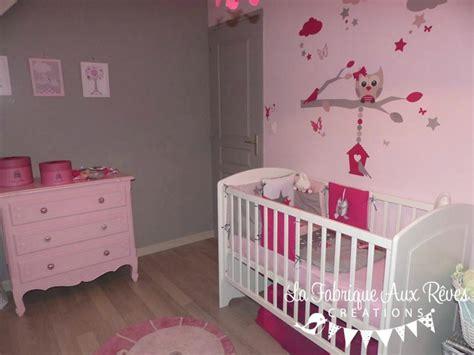 chambre bébé fille et gris emejing idee deco mur chambre bebe fille images design