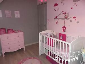 Idee Deco Chambre Petite Fille : chambre de petite fille awesome chambre de petite fille ~ Zukunftsfamilie.com Idées de Décoration