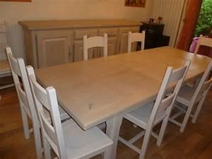 Peinture Dorée Pour Bois : table de s jour relooker relooking meuble en meurthe et ~ Dailycaller-alerts.com Idées de Décoration