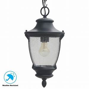 Home Depot Motion Sensor Exterior Light Home Decorators Collection Wilkerson 1 Light Black Outdoor
