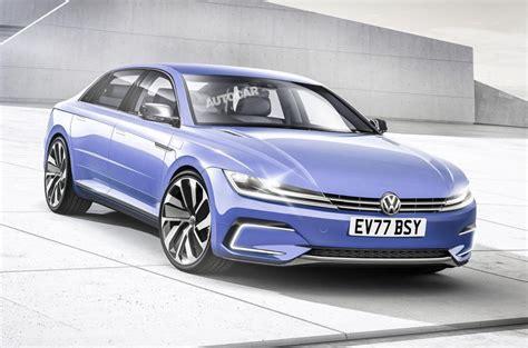 New Volkswagen Phaeton Ev To Launch In 2020 Autocar
