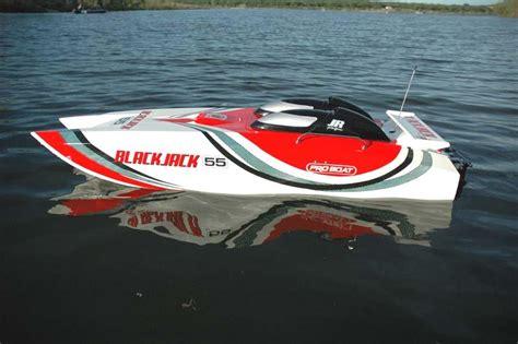 Blackjack Rc Boat For Sale by Proboat Blackjack 55