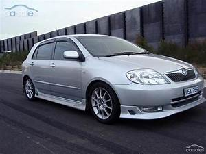 2003 Toyota Corolla Owners Manual
