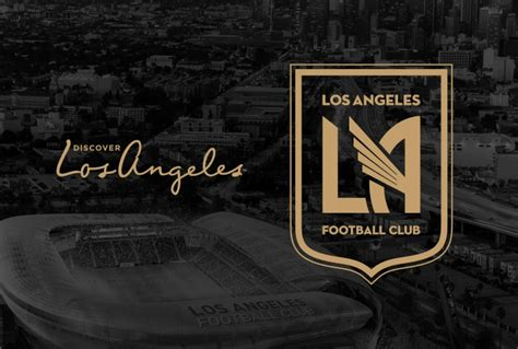 The New Los Angeles Football Club Unveils Its Logo & Crest