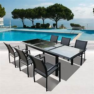 Table De Jardin Solde : table de salon de jardin le monde de l a ~ Teatrodelosmanantiales.com Idées de Décoration