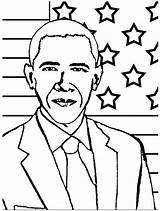 Obama Coloring Barack President 44th History Michelle Month Drawings Line Printable Presidents Kidsplaycolor Block Quotes Fresh Drawing Sheet Activities Sheets sketch template