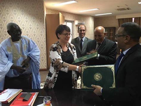 accord cadre de cooperation renforcement de la coop 233 ration bilat 233 rale entre la mauritanie et la principaut 233 de monaco
