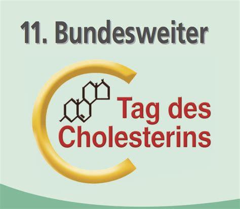 Tag des Cholesterins 2013: Für Herz und Gefäße