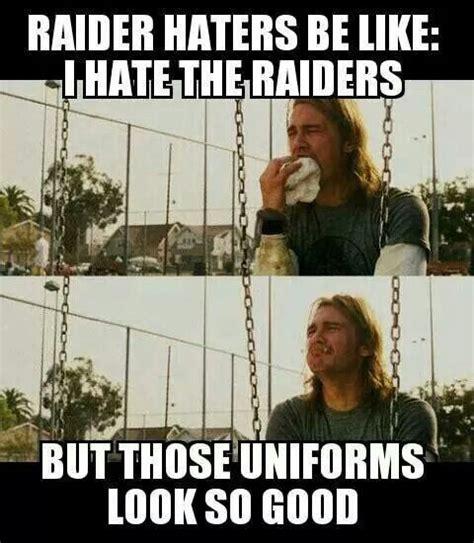 Raider Hater Memes - pinterest the world s catalog of ideas