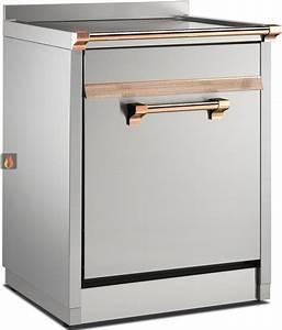 meuble avec plan de travail inox pour lave vaisselle With meuble pour encastrer lave vaisselle